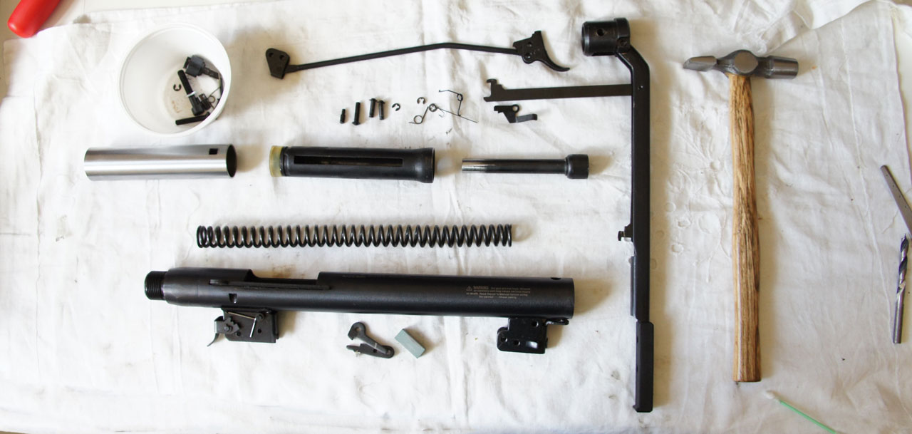 QB57 - rozbiórka i części