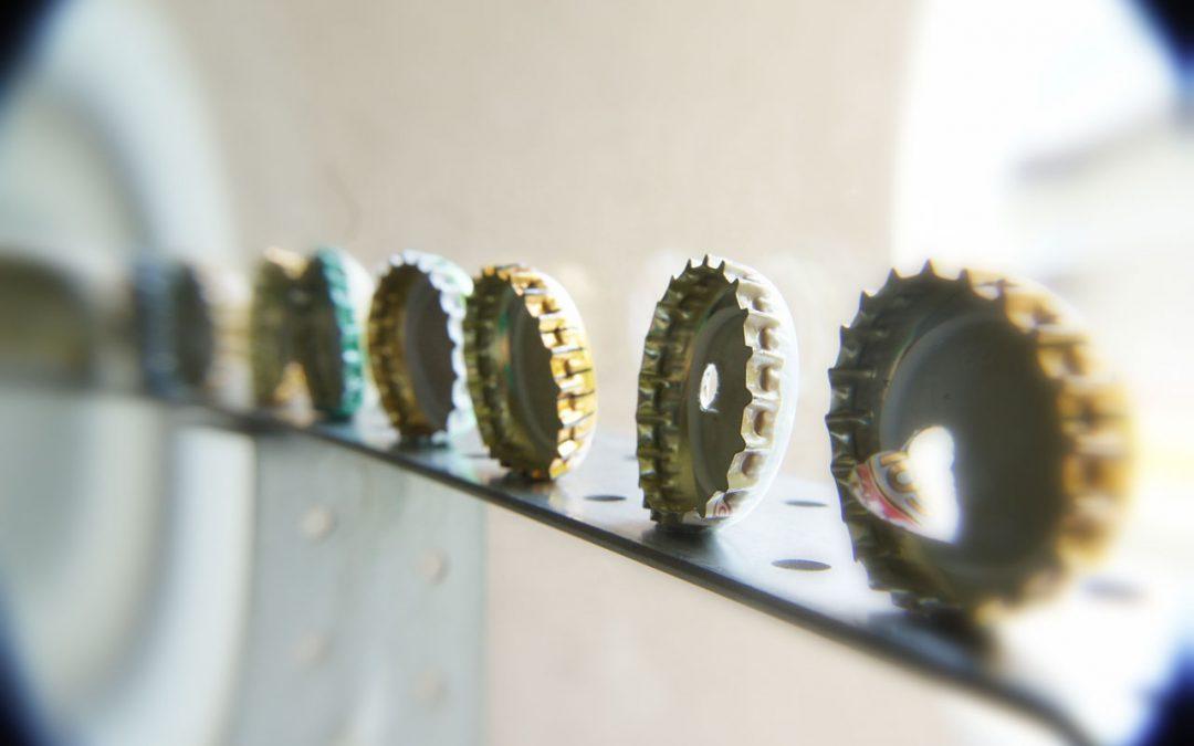 Cele do wiatrówek – Stojak magnetyczny – DIY