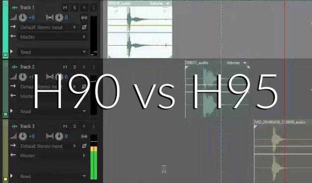Hatsan 90 i 95 – test dźwięku