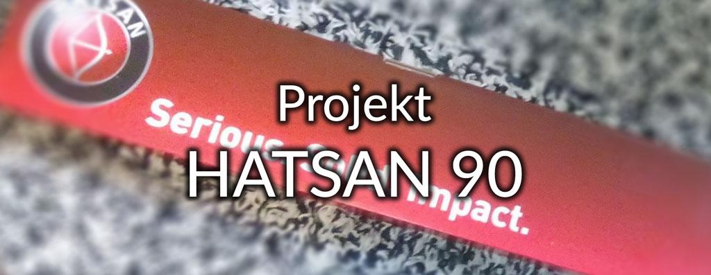 Projekt Hatsan 90 – przegląd, poprawki, tuning cz.1