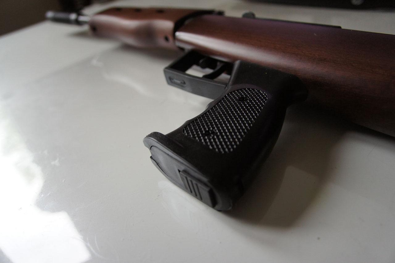 QB57 chwyt pistoletowy