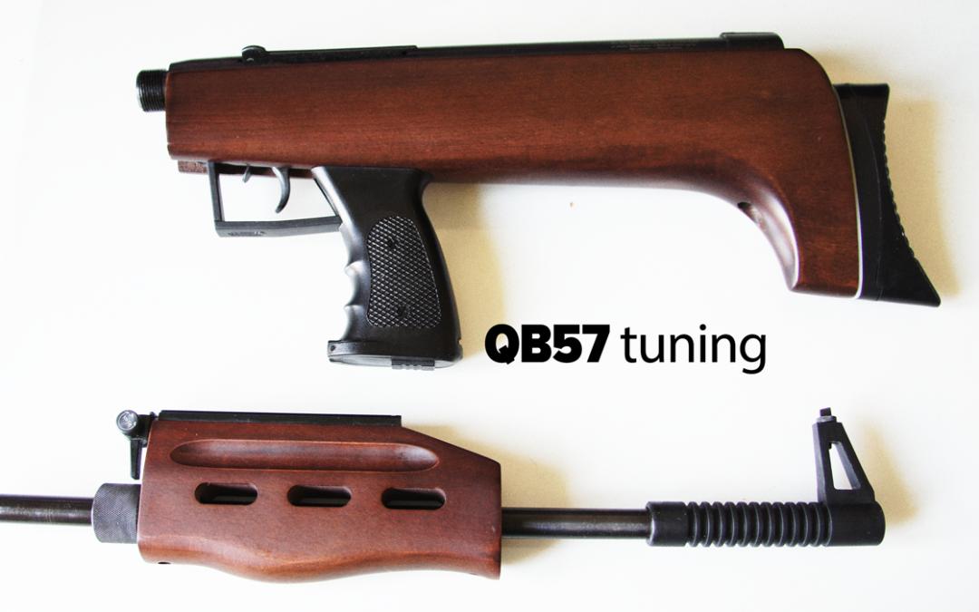 Tuning QB57 – poprawki chińskiej fabryki