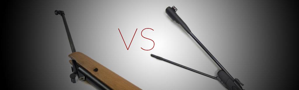 Co bardziej ucina palce – wiatrówka łamana czy z dolnym naciągiem?