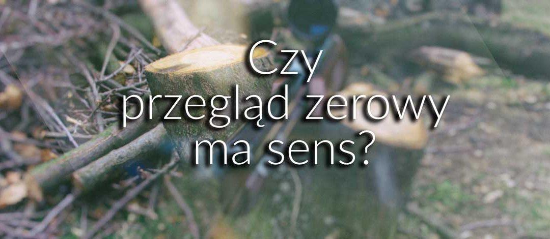 Przegląd zerowy wiatrówki ma sens