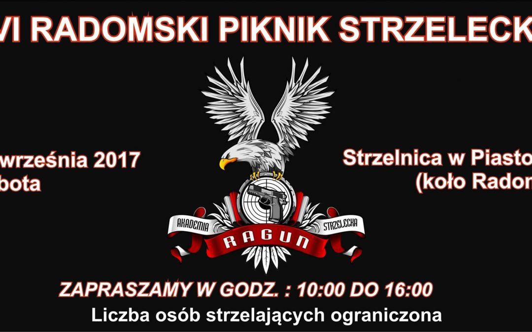 VI Radomski Piknik strzelecki 2017