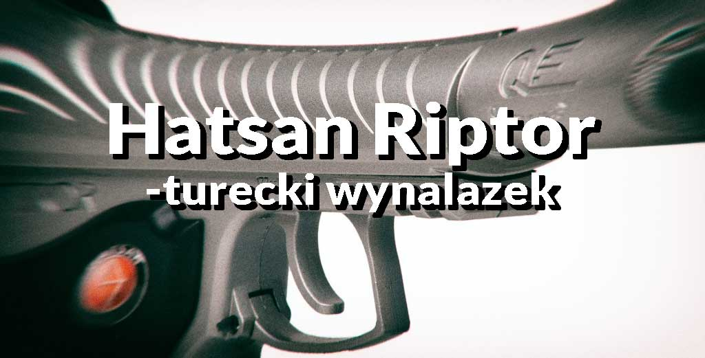 Hatsan Riptor – tureckie CO2 na kulki