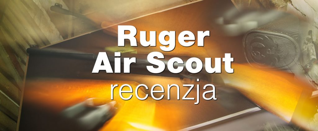 ruger air scout