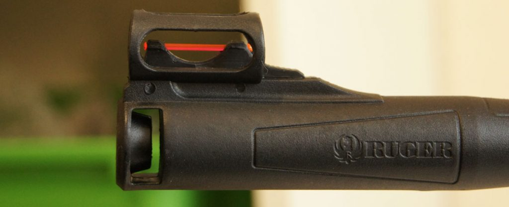 ruger air scout separator