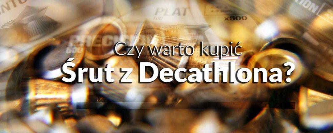 Śrut Solognac z Decathlon – warto czy nie warto?