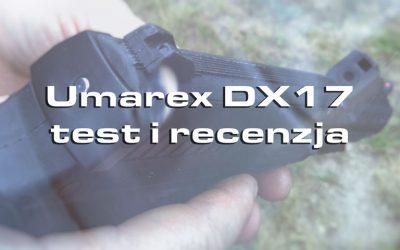 Umarex DX17 – czyli tanie wiatrowanie