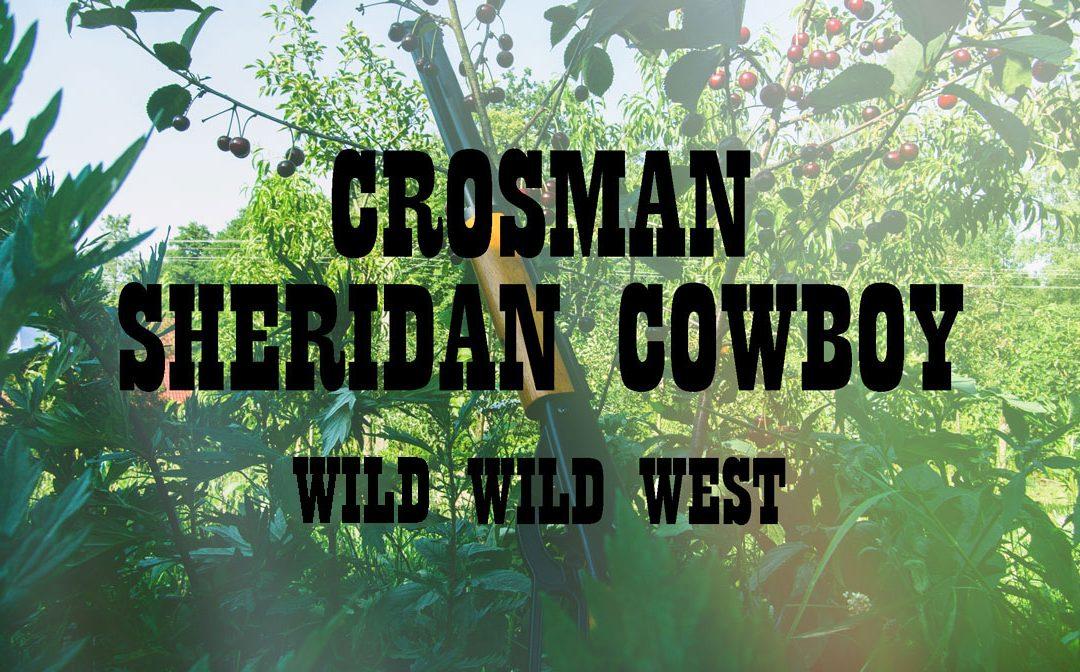 Crosman Sheridan Cowboy – mały dziki zachód