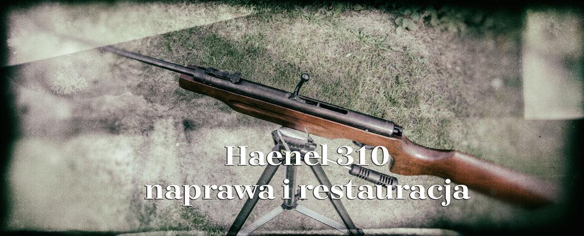 haenel 301 naprawa