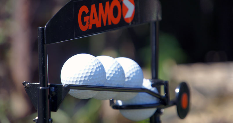 gamo golf ball drop target review