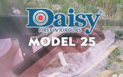 Daisy model 25 – nie znany w Polsce klasyk
