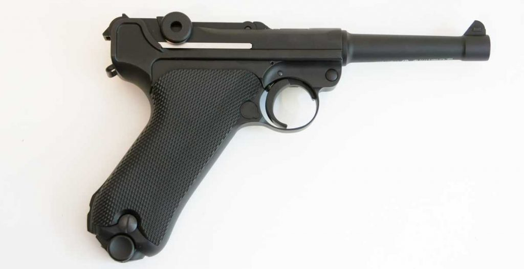 umarex legends p08 luger